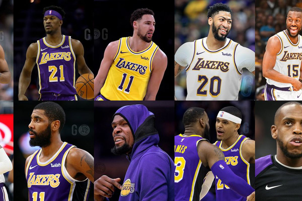uk availability 2968c f55f4 2019 NBA Free Agency Rumors  Here is every free agent connected to the  Lakers so far