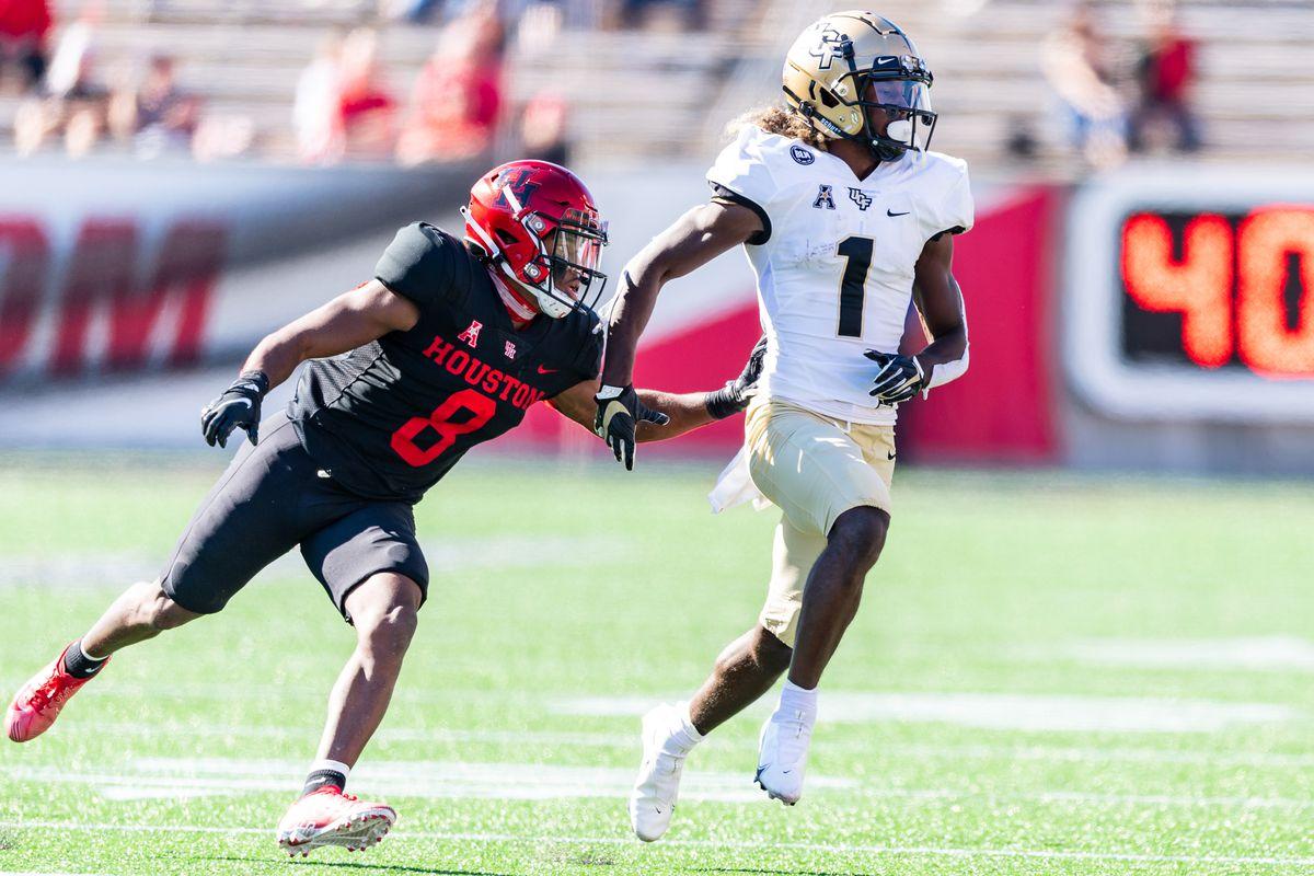 NCAA Football: Central Florida at Houston