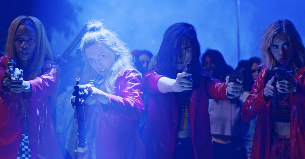 assassination nation review  thriller mounts a war against