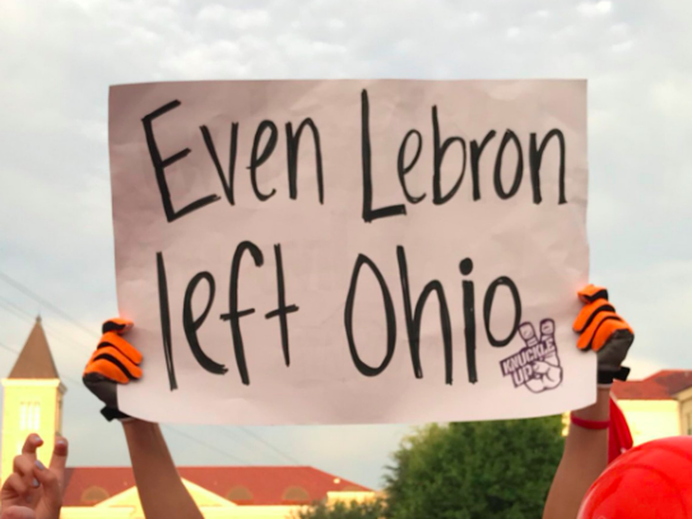 Image result for ohio state gameday signs