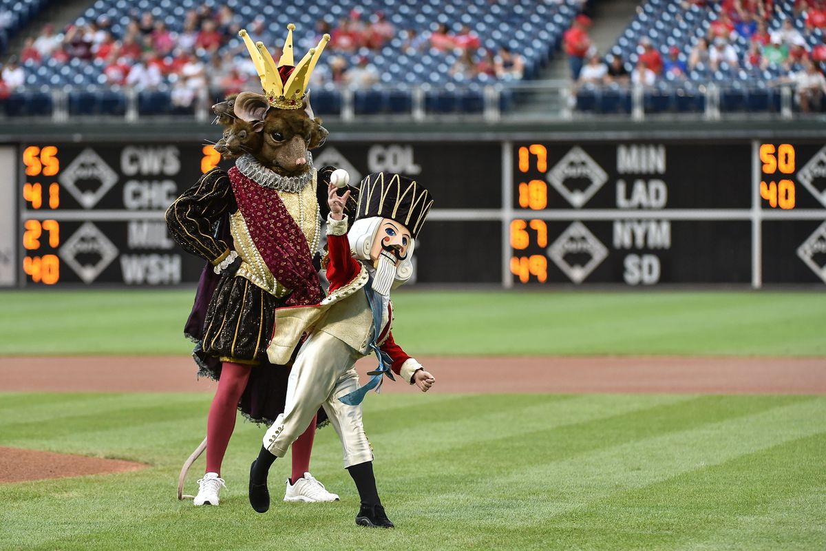 MLB: Houston Astros at Philadelphia Phillies