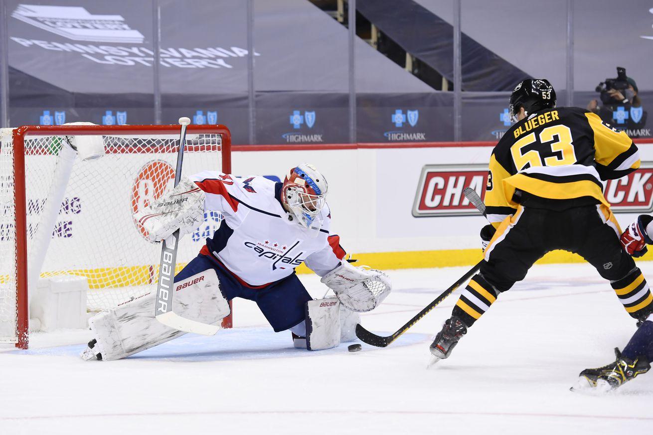 NHL: JAN 19 Capitals at Penguins
