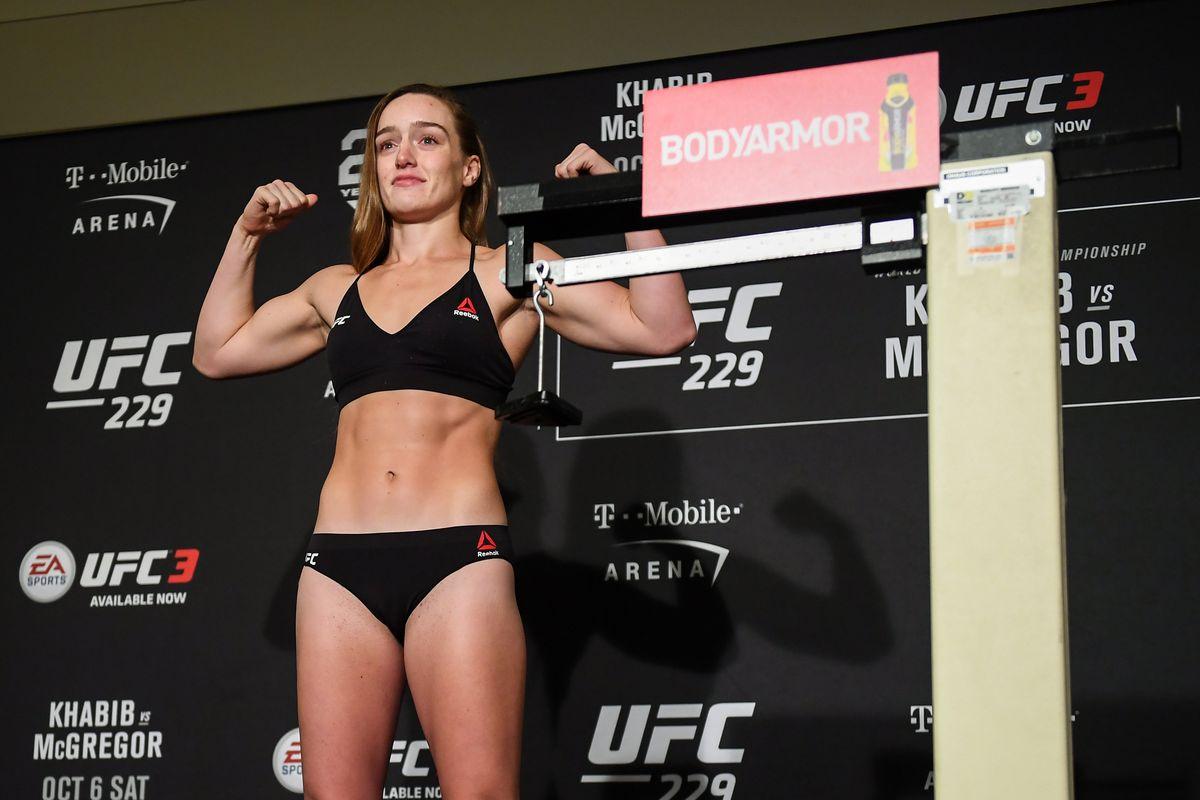 UFC 229 - Weigh Ins