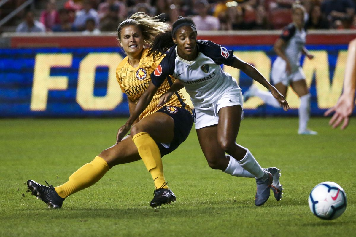 In the midst of chaos, Utah Royals FC to face National Women's Soccer-league best North Carolina Courage as p…