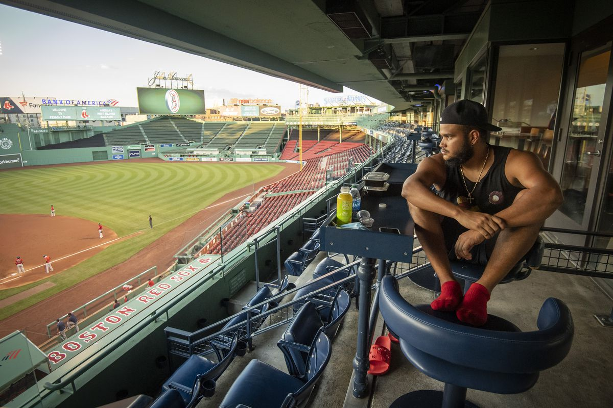 Boston Red Sox Summer Workouts