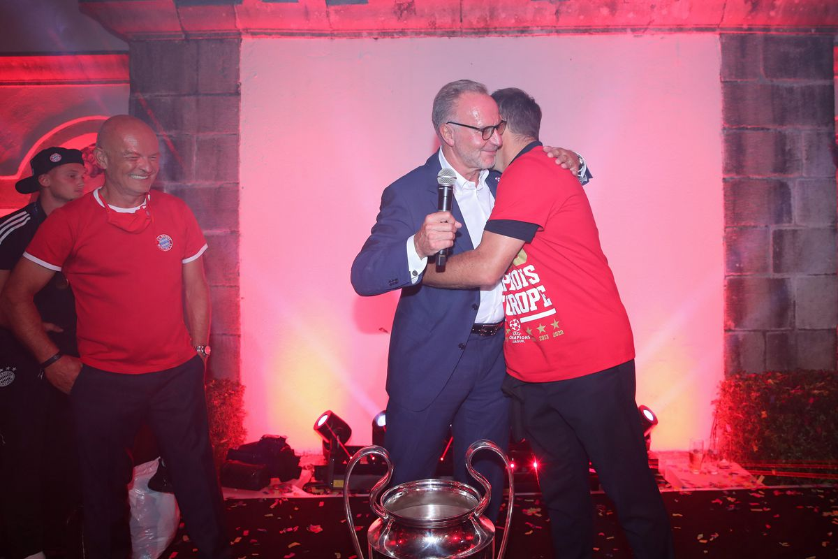 FC Bayern Muenchen Party - UEFA Champions League Final