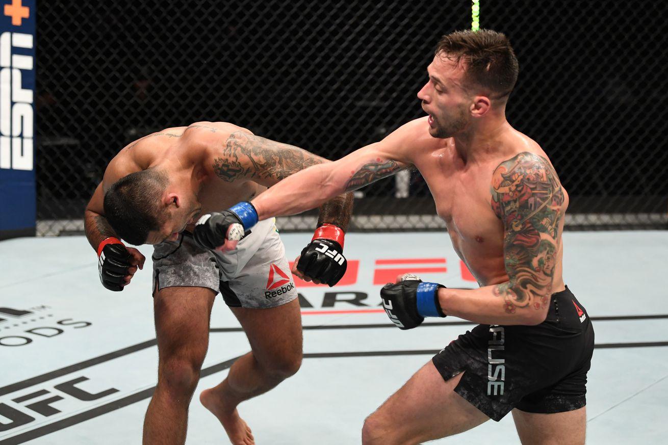 UFC Fight Night: Silva v Krause