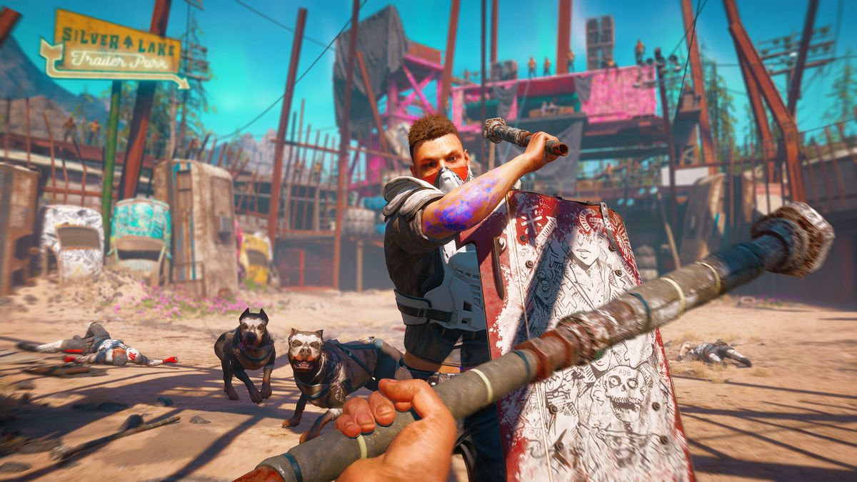 Far Cry New Dawn Review Is Its Violence Fun Horrific Or Both Polygon