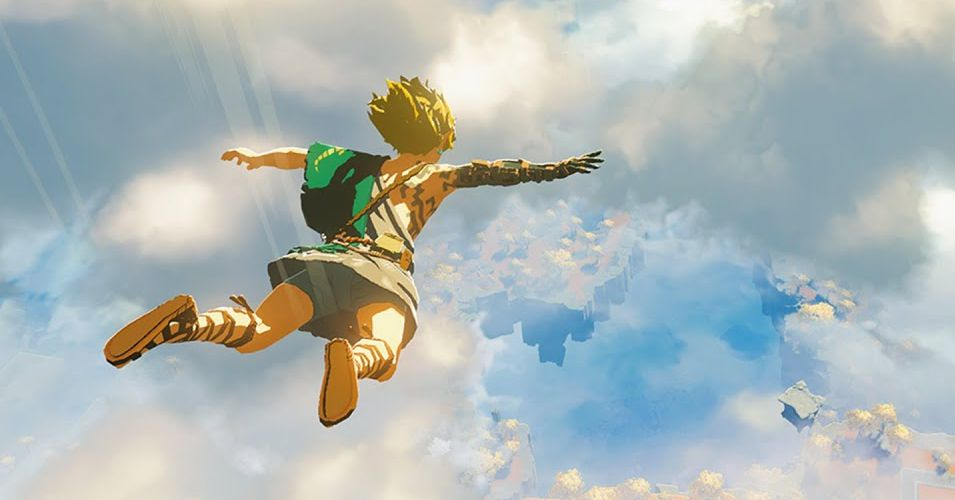 Zelda: Breath of the Wild's sequel heads to the skies in E3 trailer
