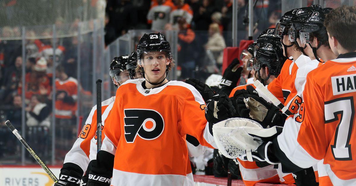 Vote Oskar Lindblom as a Metro captain for the 2020 NHL All-Star game