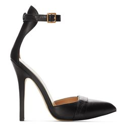 Ankle Strap Shoe in Black, $39.99 (Target.com Exclusive)