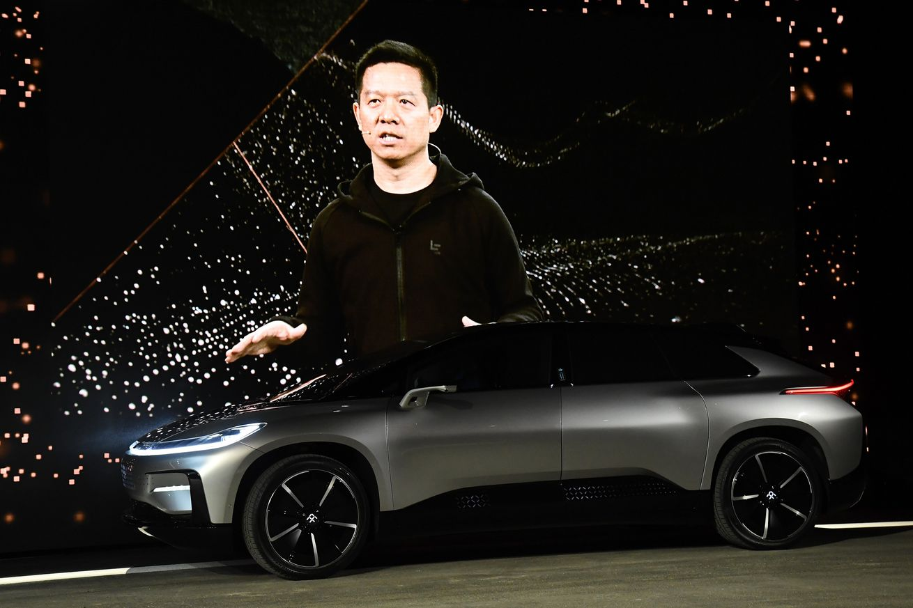 faraday future ceo accused of trying to break investor deal after spending 800 million