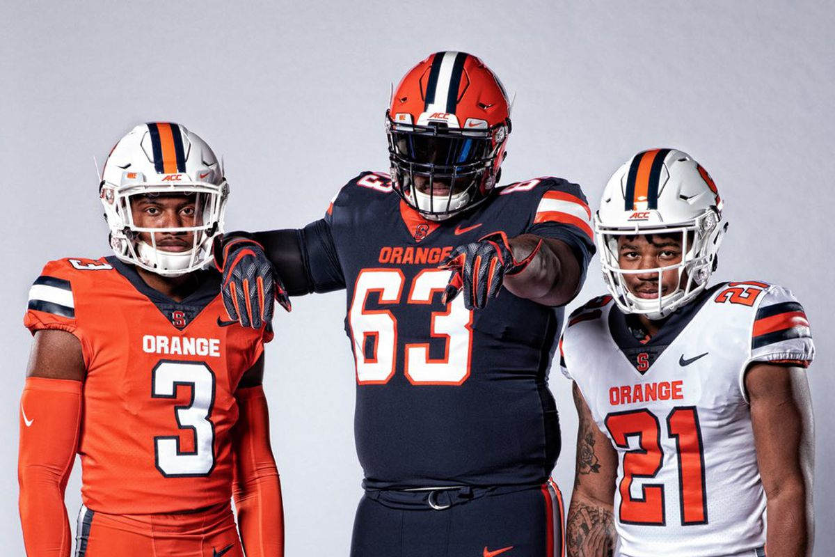 Fakenunes Determines Which Syracuse Uniform Reveal Was
