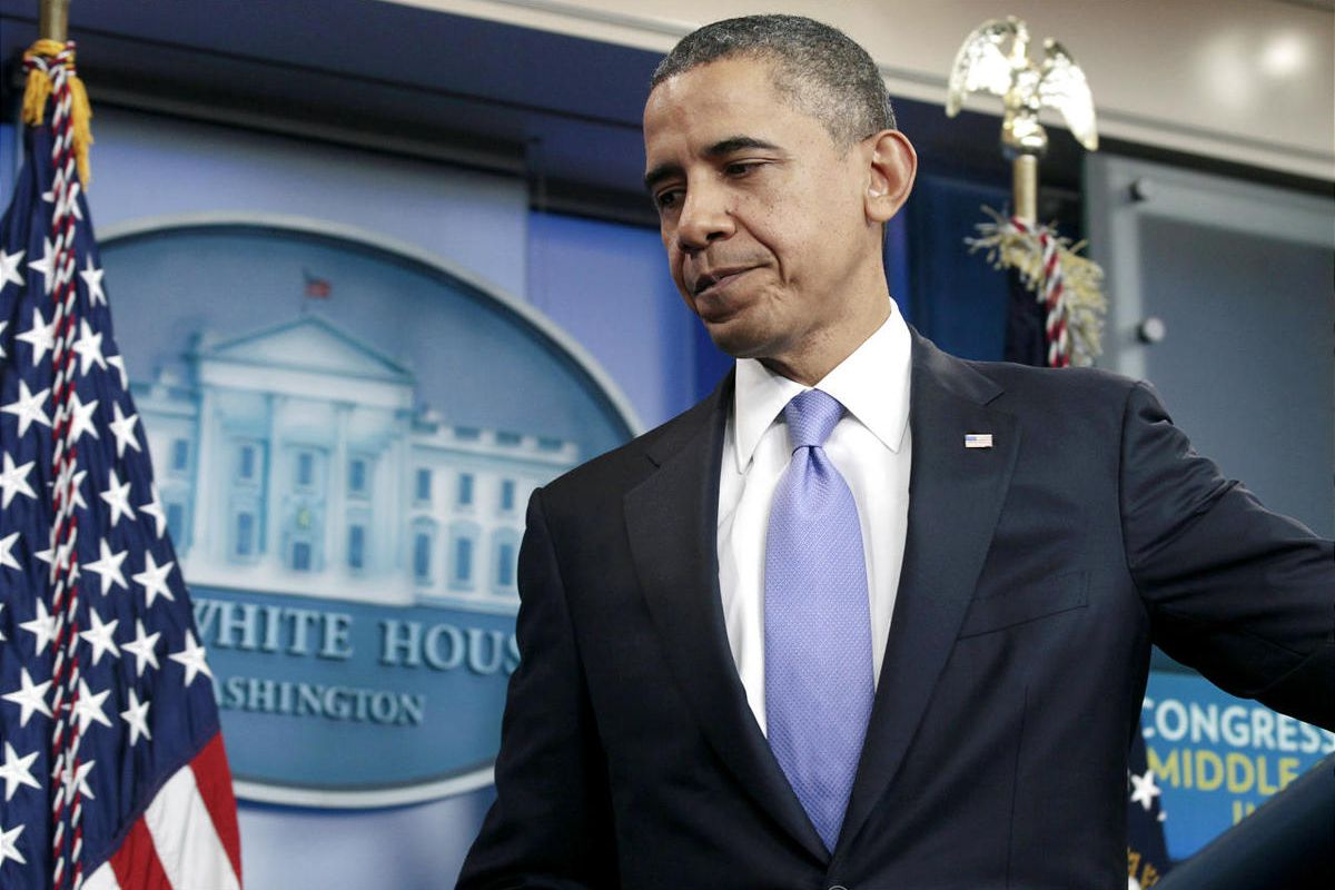 President Barack Obama enters his fourth year in office as the Supreme Court prepares to hear arguments as to whether the massive health-care law he supported violates the Constitution. The ultimate decision will affect the future of government in Washing