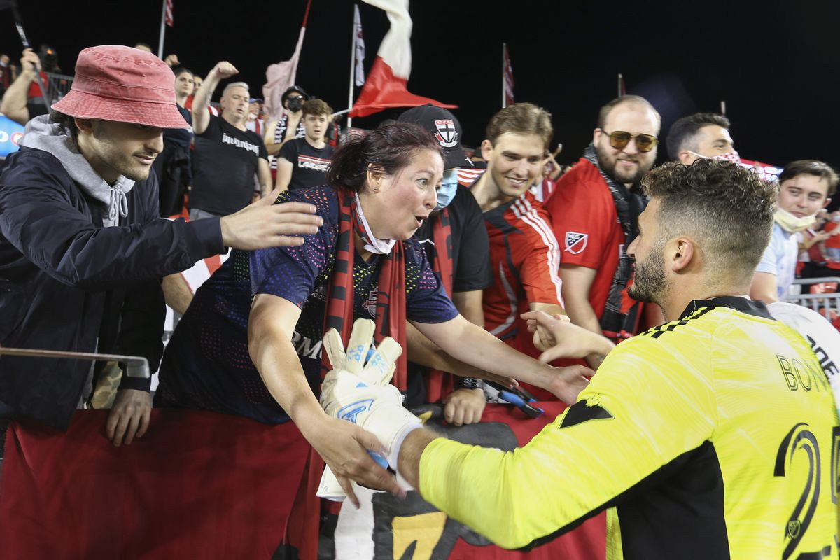 TFC takes on Orlando City at BMO field