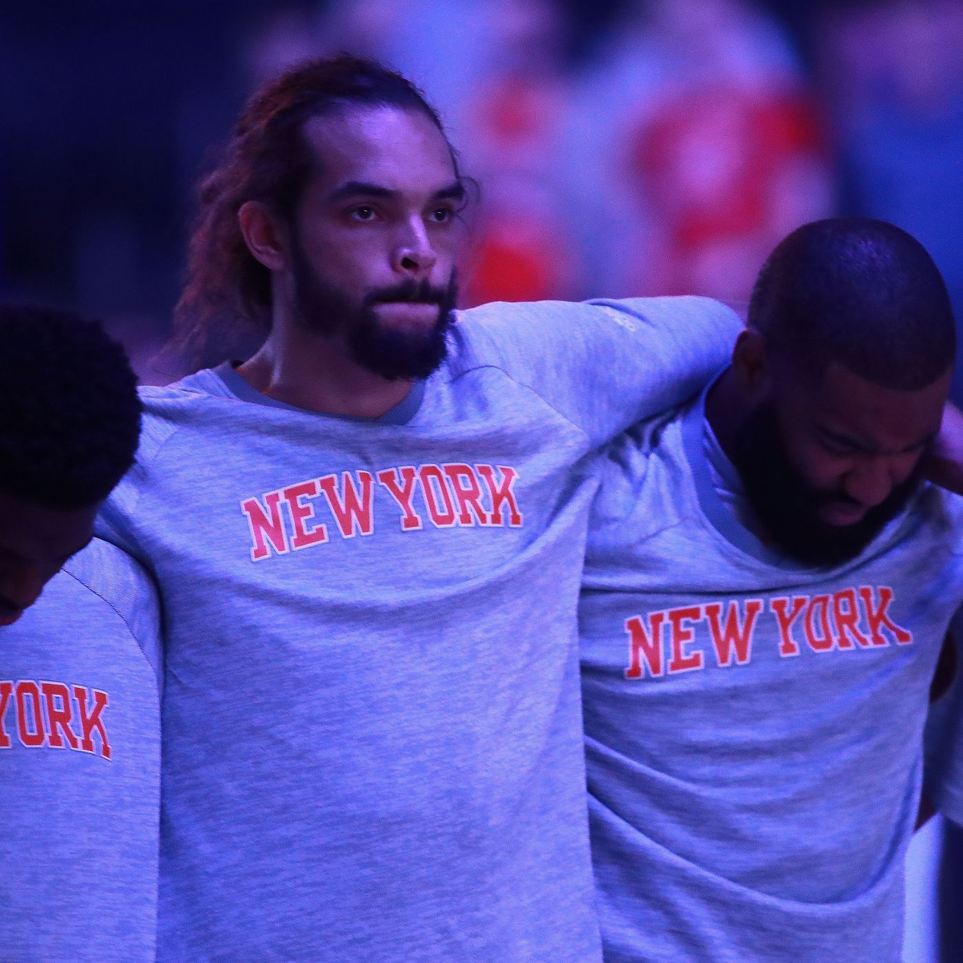 Kneeling During The National Anthem Nba Rule Actually Prohibits It Sbnation Com