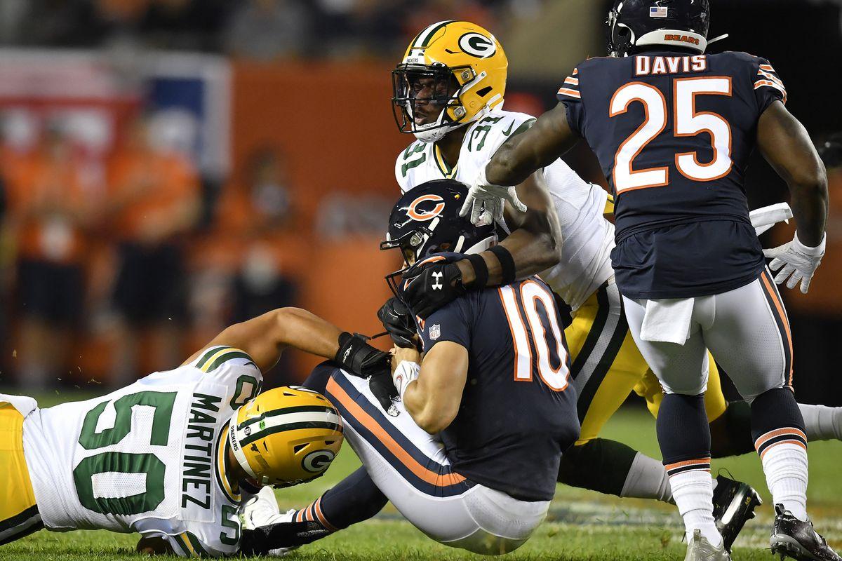 NFC North recap: Packers, Vikings make early Week 1
