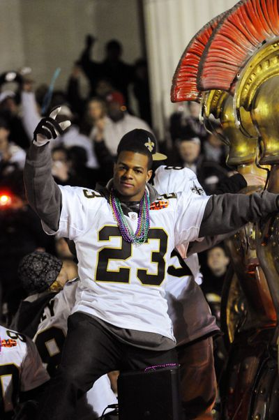 New Orleans Saints Victory Parade