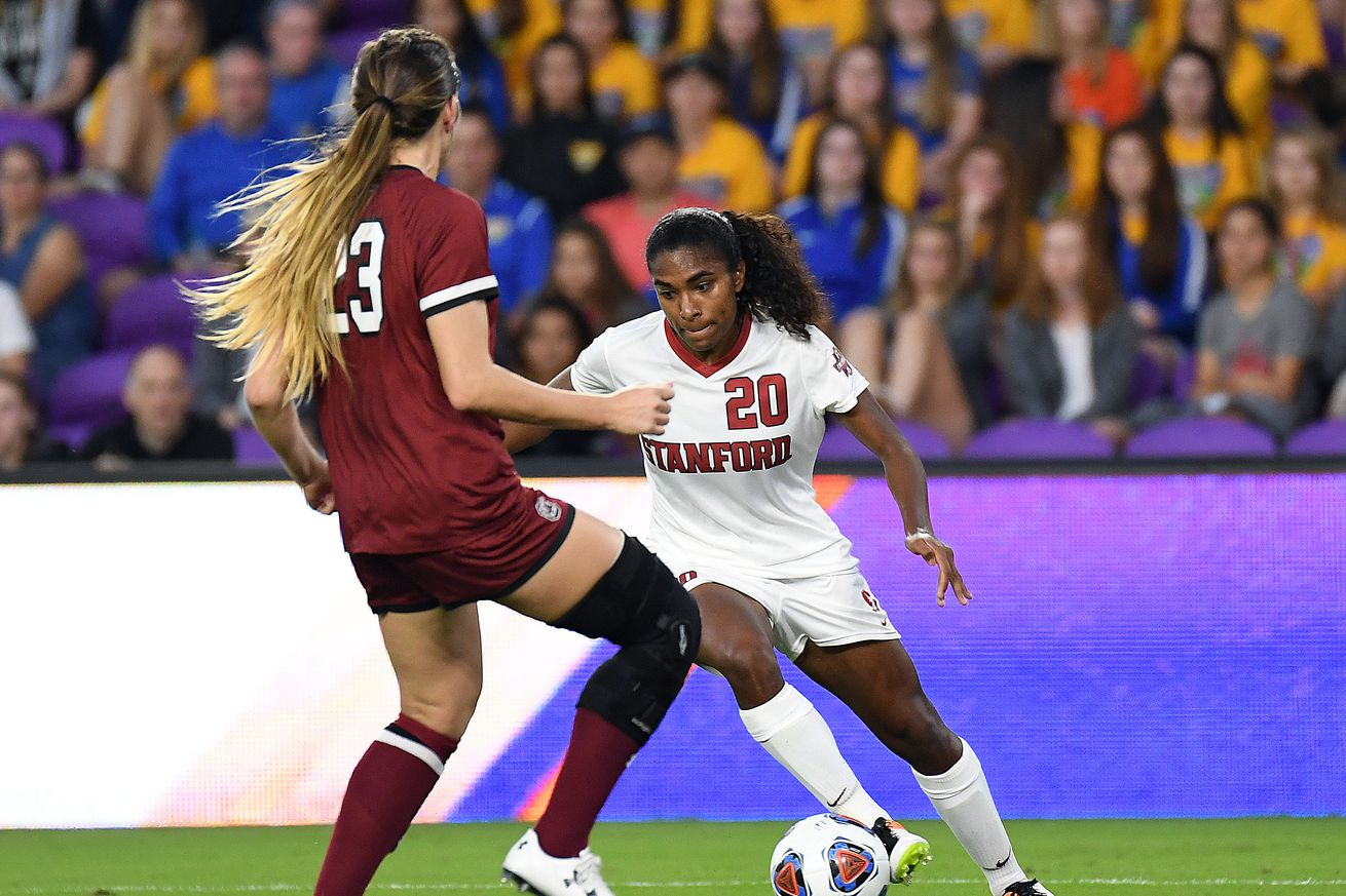 usa today 10450206.0 - I'm so excited about Catarina Macario's USWNT future