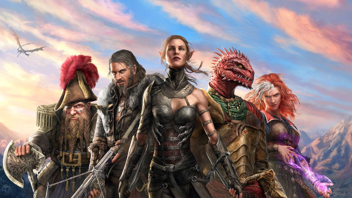 Divinity Original Sin 2 Review Polygon Do Not Need Want The Fan Kill Switch To Be Illuminated When