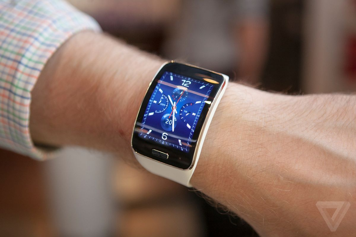 Samsung's Gear S smartwatch coming to the US on November ...