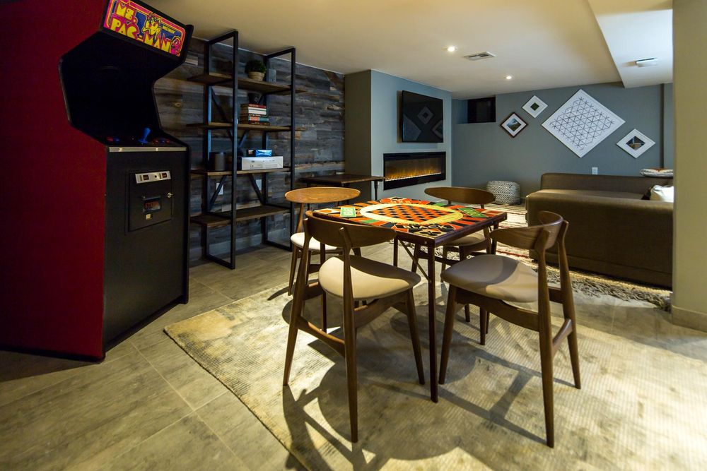 common game room