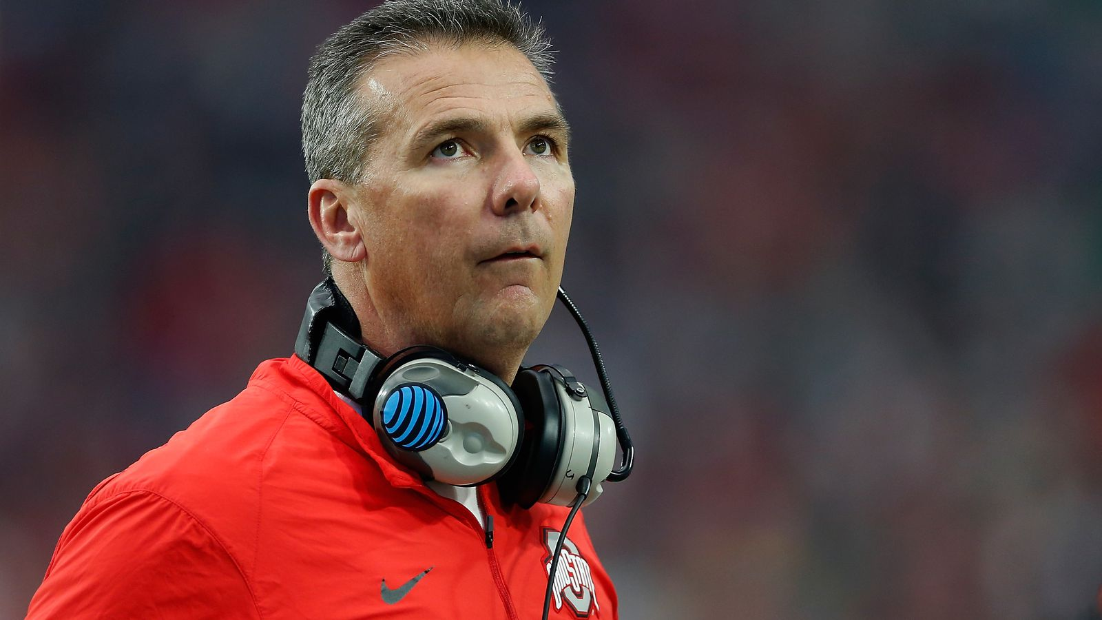 Ohio State closed ranks around the rollout of its football season as the university investigates whether coach Urban Meyer failed to report domestic abuse
