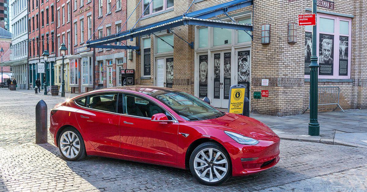 Tesla Model 3 gets safety recommendation back after ditching radar