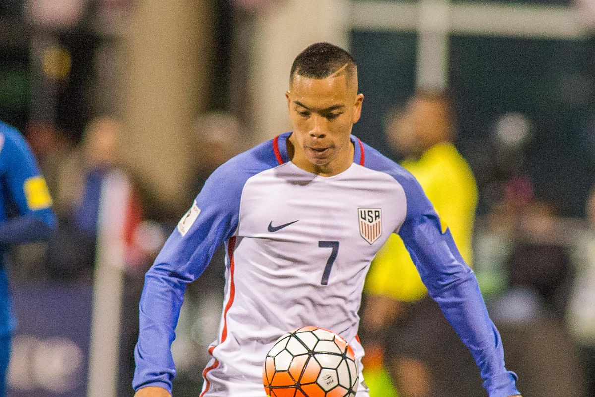 Usa V Puerto Rico Highlight Hamburg Striker Bobby Wood