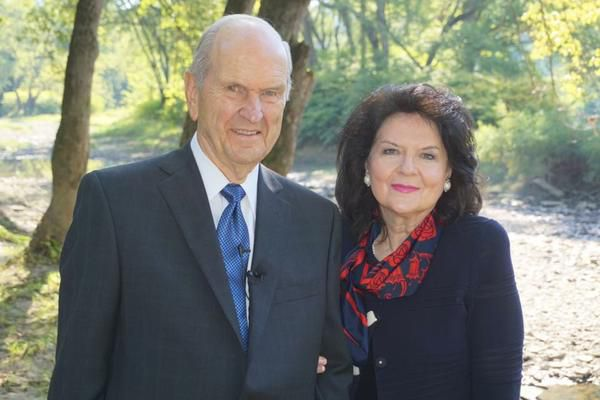 Who is President Russell M  Nelson? A man of heart