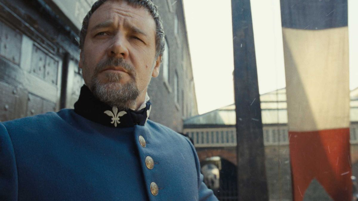 Les Miserables On Netflix Actually Russell Crowe Is Good As Javert Polygon