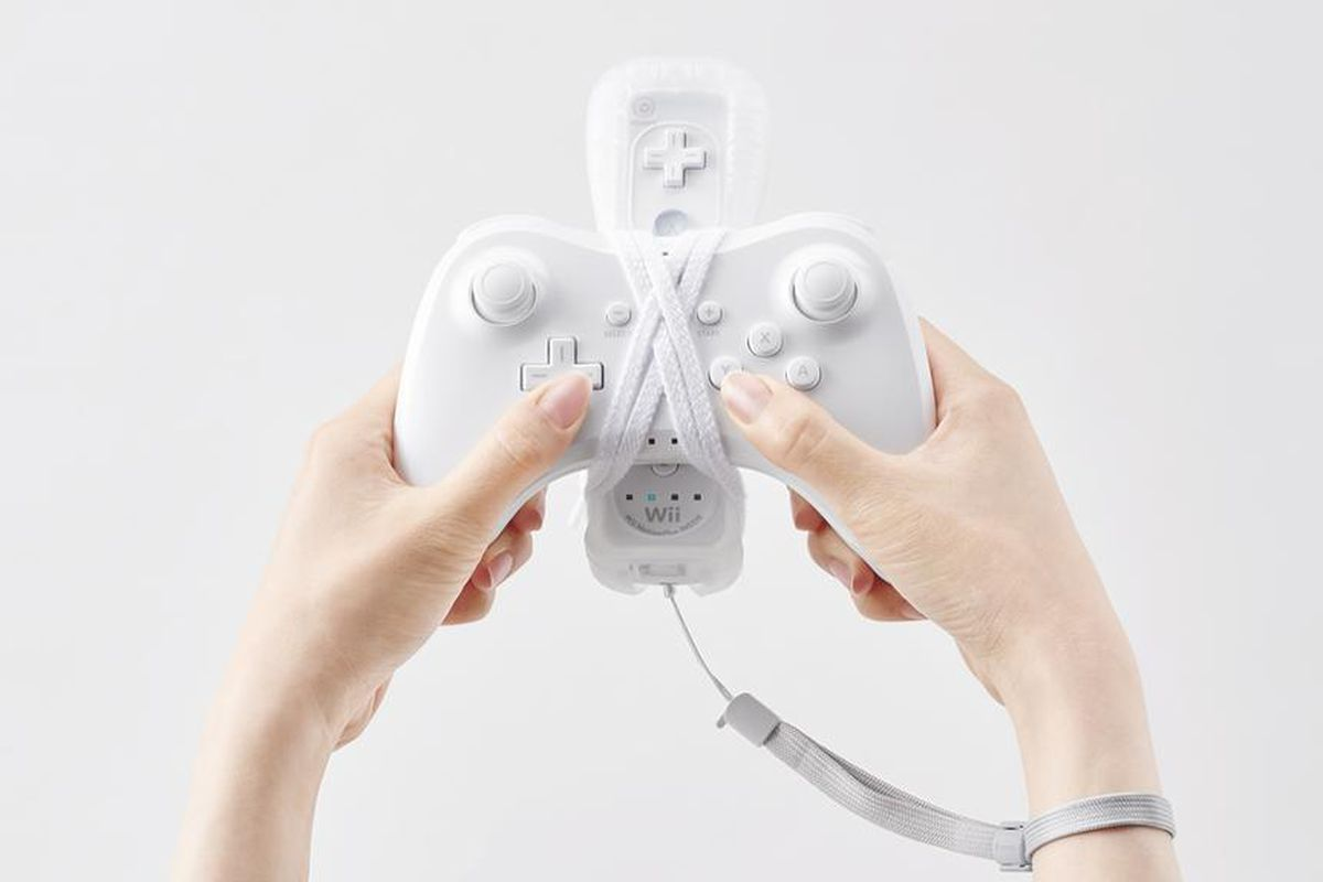 Splatoon Supports Two Player Motion Control With This One Weird Gamecube Controller Wiring Diagram Right Stick If Post From Splatoons Official Tumblr Is Legit You Can Strap A Wii Remote Plus To Twin Analog And Give Second Live