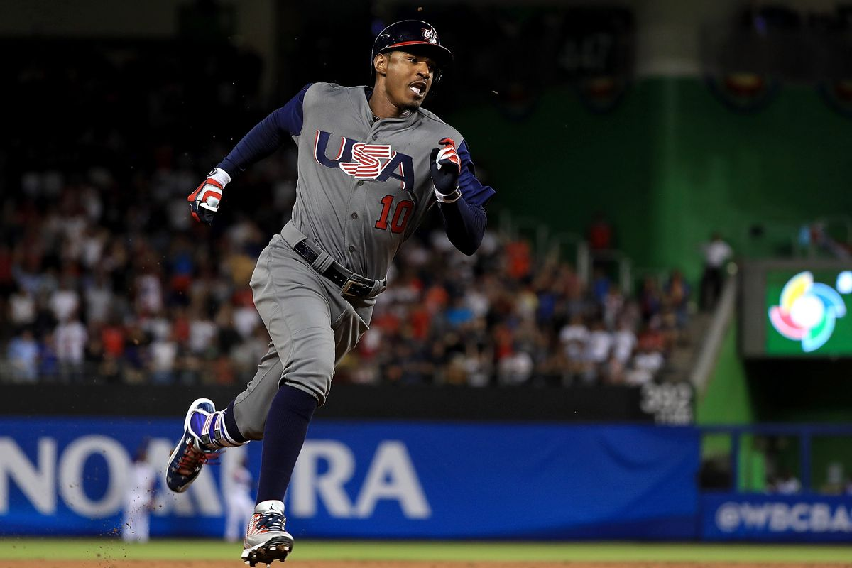 World Baseball Classic - Pool C - Game 4 - United States v Dominican Republic