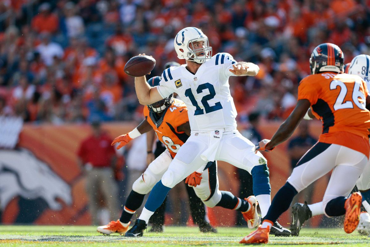 Colts Have One Of The Best Quarterback Situations In The