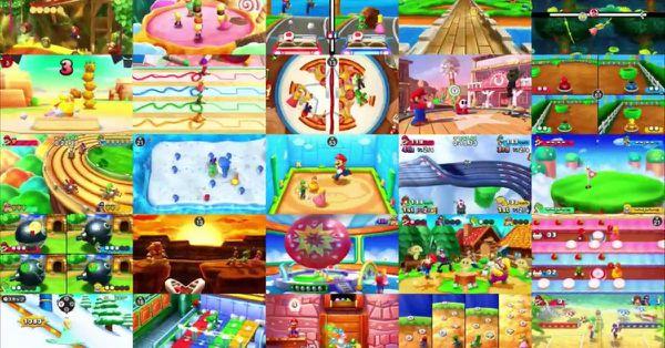 November Mario Party