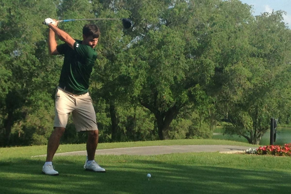 USF Men's Golf Finishes Fourth in Albuquerque Regional ...
