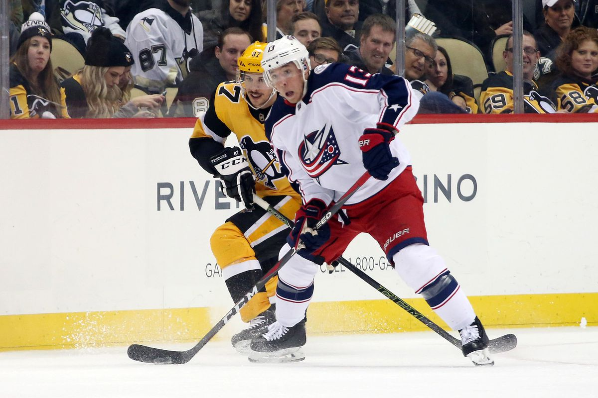 4b04c14433e Game #67 Preview: Columbus Blue Jackets at Pittsburgh Penguins - The ...