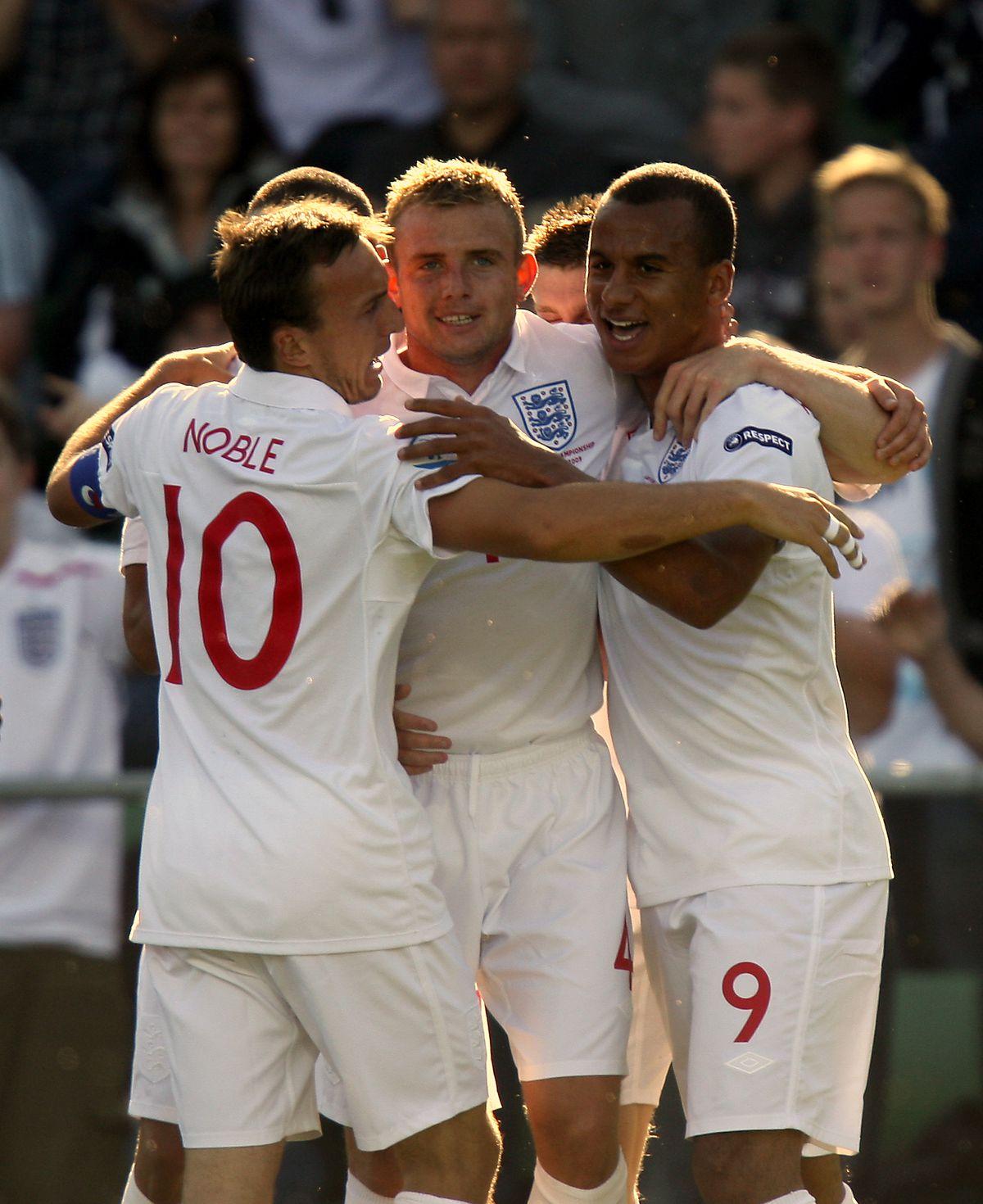 Soccer - UEFA Under 21 European Championship - Group B - England v Finland - Orjans vall