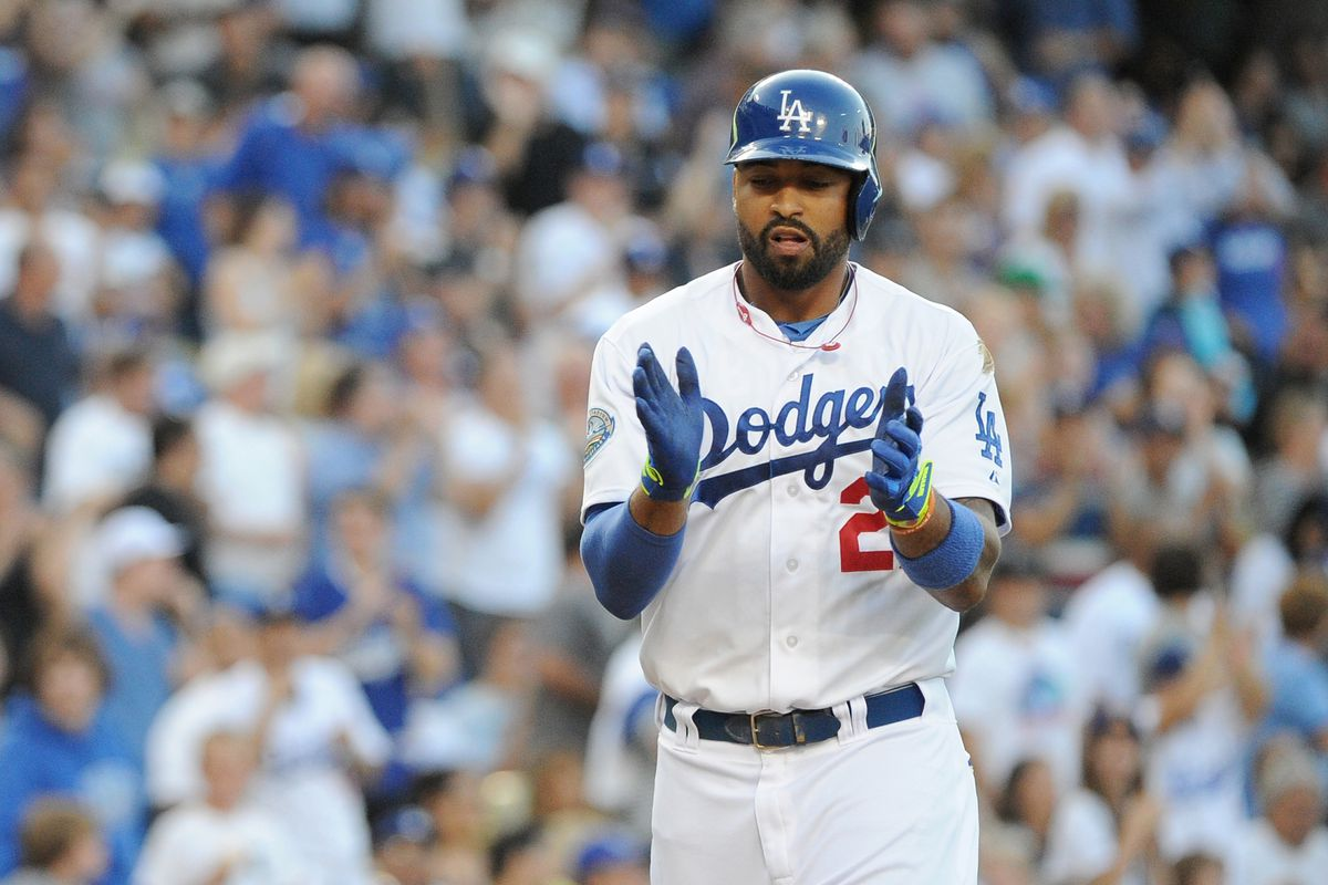 Matt Kemp is down to just .468 against left-handed pitchers this season. Time to rectify that.