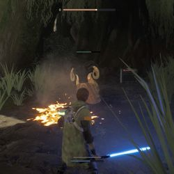 Passion and Strength lightsaber switch