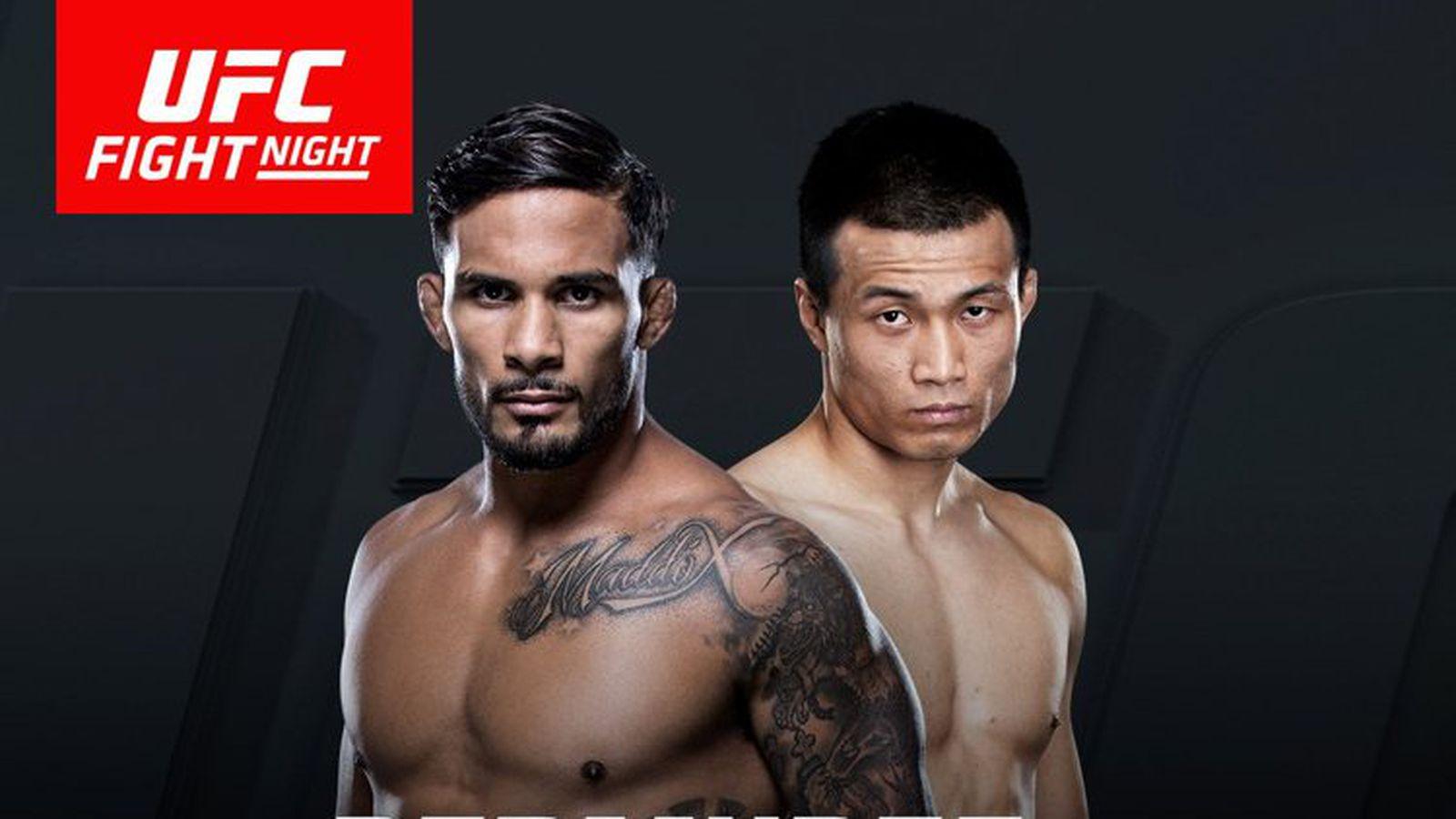 Latest UFC Fight Night 104 fig...