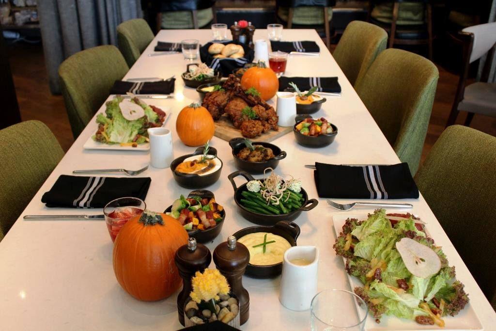 Thanksgiving at Stella San Jac