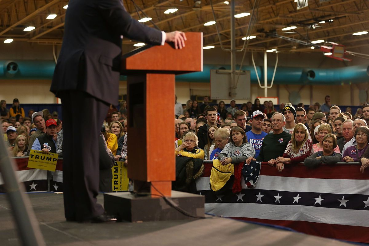 The Republican primaries have been drawing record high turnout. Should Democrats be worried?