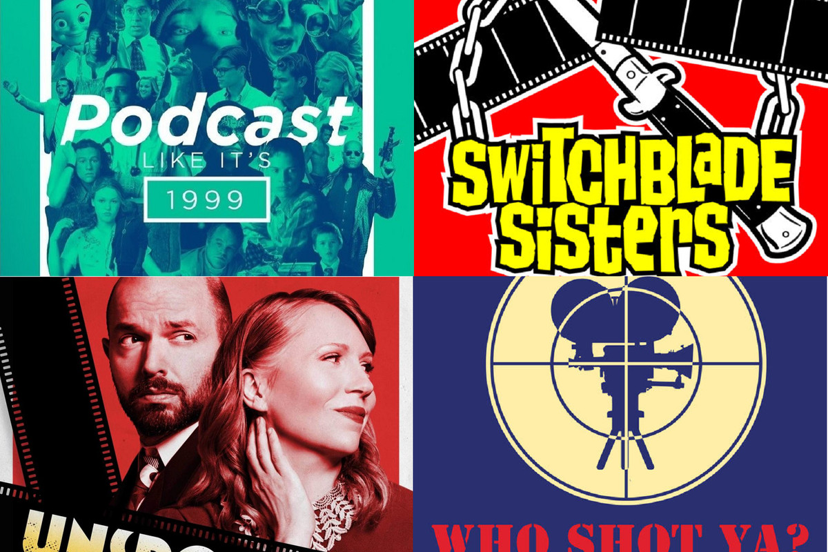 the 4 best new movie podcasts to listen to right now vox