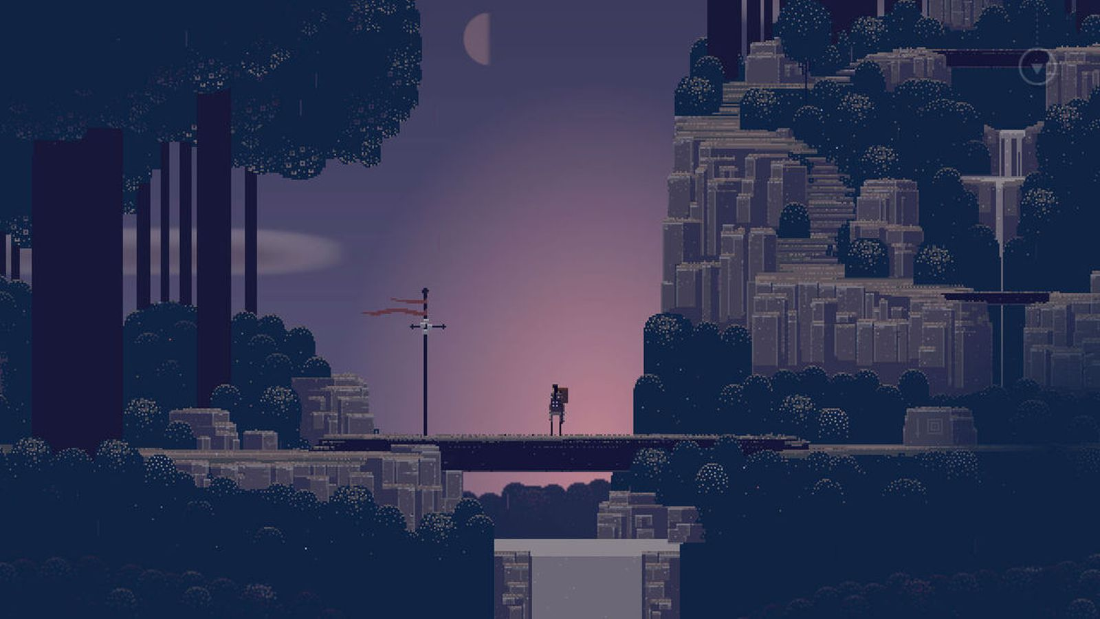 Superbrothers Sword Amp Sworcery Ep Released For Pc Via