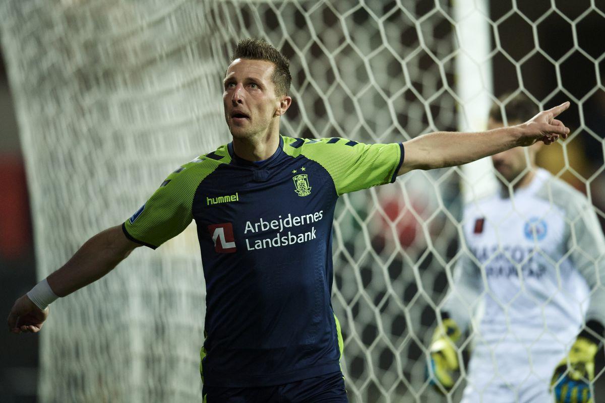 Silkeborg IF v Brondby IF - Danish Alka Superliga