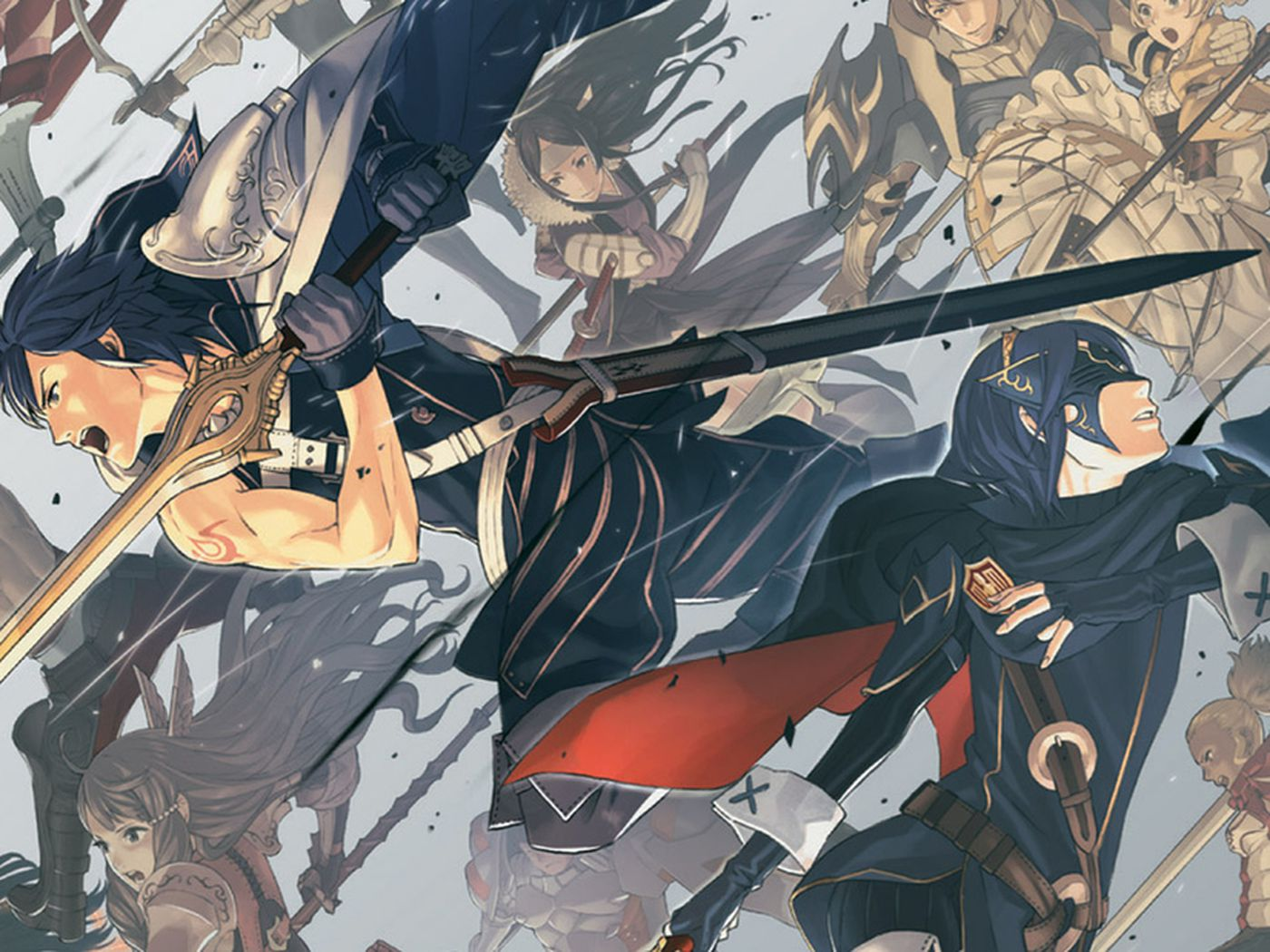 Fire Emblem Awakening Sells More Than 180k In First Month One