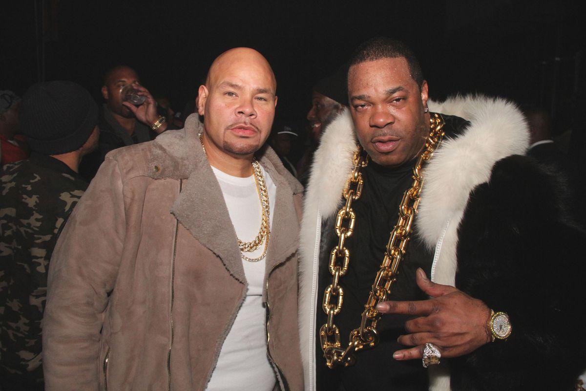 Busta Rhymes and Fat Joe