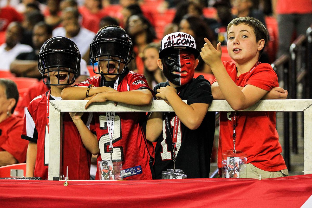 These kids are surprised by today's Falcons roster cuts.