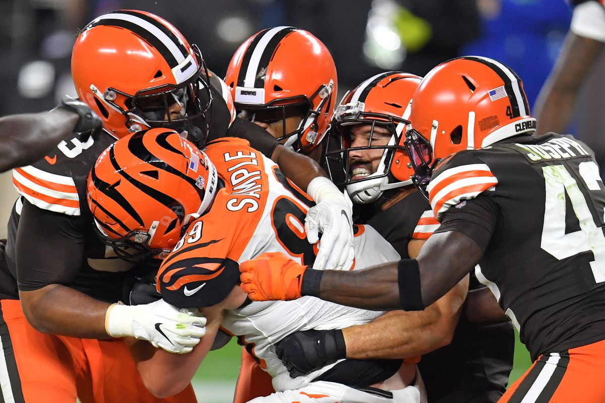 NFL Dawgs: Drew Sample Gets His Shot With Bengals - UW Dawg Pound